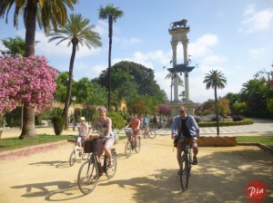 Seville highlights tour